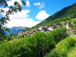 Anzonico – ein Dorf im Schweizer Kanton Tessin