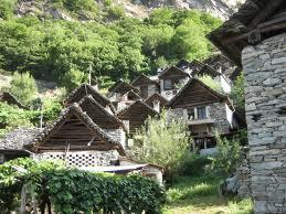 Tessin Valle Maggia