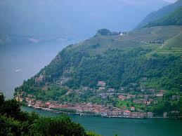 Tessin in der Schweiz - Agno
