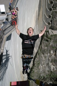 Bungy Jumping Tessin