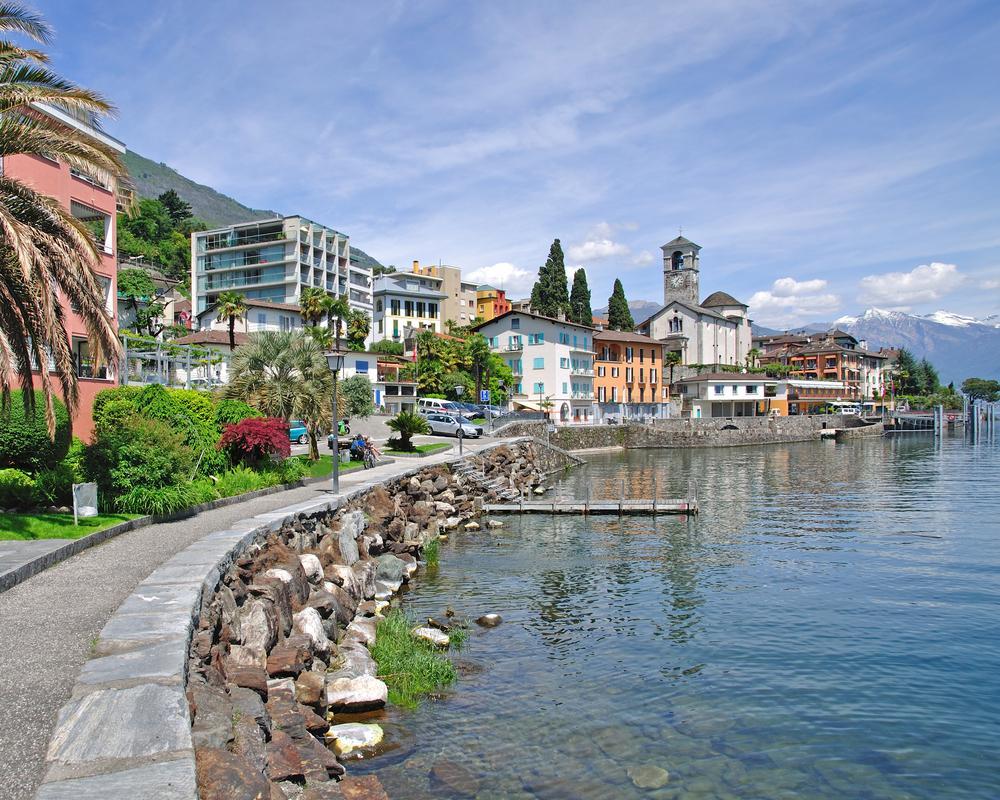 Brissago fasziniert mit einem ganz besonderen Flair. (Bild: travelpeter - shutterstock.com)