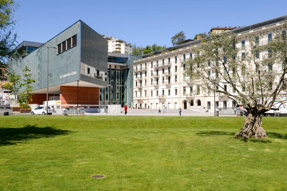LAC in Lugano (Bild: © Stefano Ember – shutterstock.com)