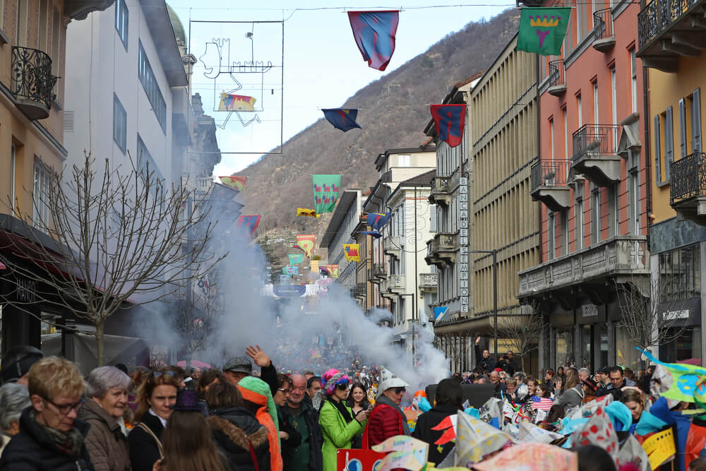 """Carnevale Rabadan"" 2017 (Bild: MiQ – shutterstock.com)"