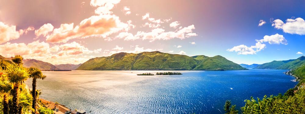 Die Brissago-Inseln faszinieren Gross und Klein. (Bild: LaMiaFotografia - shutterstock.com)