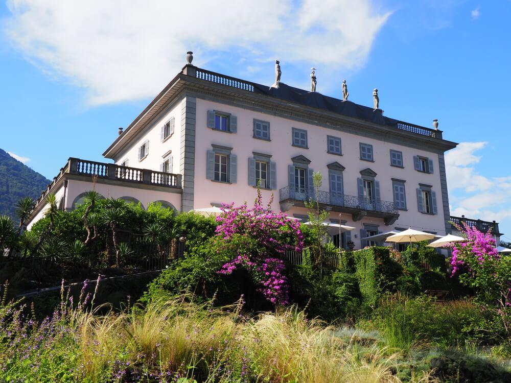 Die Brissago-Inseln sind der Botanische Garten des Kantons Tessins. (Bild: Jakub Korczyk - shutterstock.com=