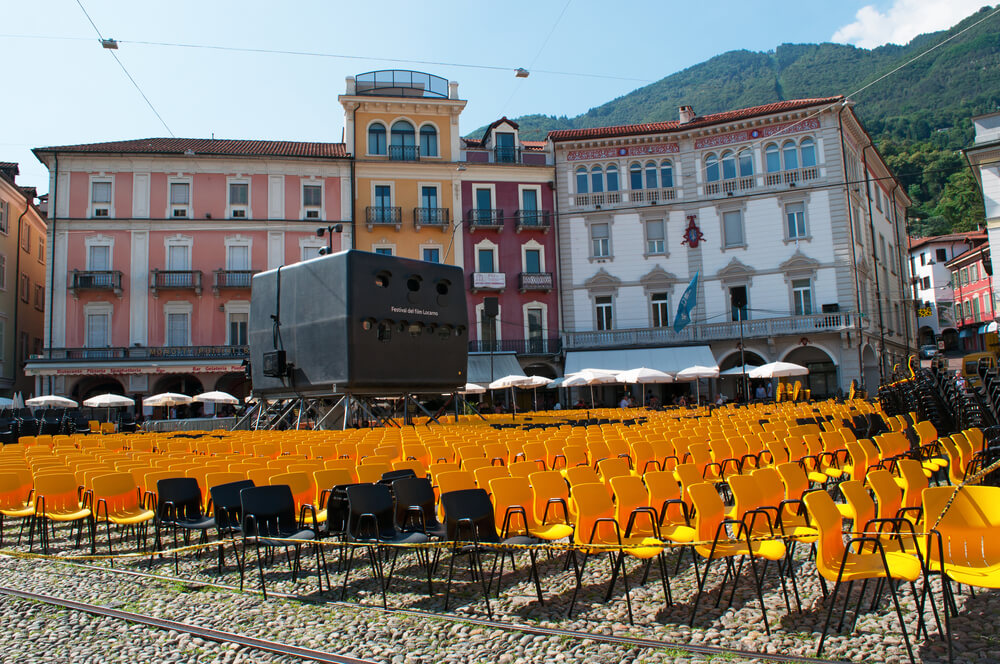Das Locarno Festival wird zum 71. Mal durchgeführt. (Bild: Naeblys – shutterstock.com)