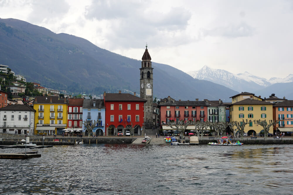 Ascona entdecken (Bild: ira008 - shutterstock.com)