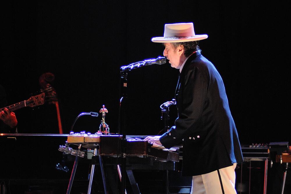 Singer-Songwriter und Nobelpreisträger Bob Dylan (Bild: Christian Bertrand – shutterstock.com)