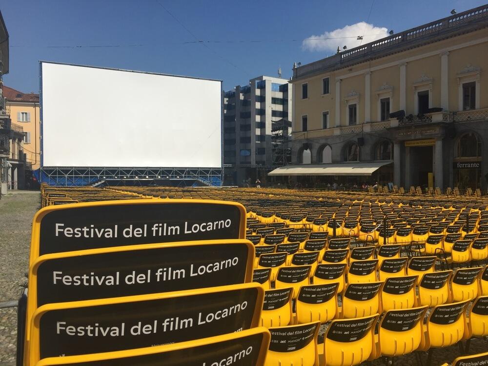 Willkommen beim Locarno Film Festival! (Bild: Naeblys - shutterstock.com)