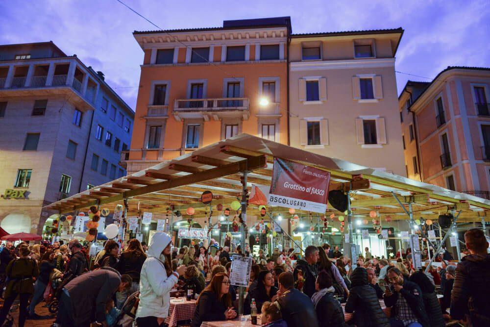 Festa d'Autunno (Bild: © Città di Lugano)