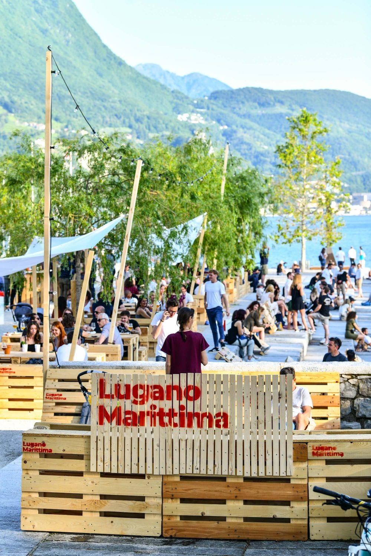 Lugano Marittima (Bild: © Città di Lugano)