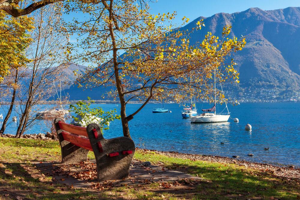 Den Herbst im Tessin geniessen (Bild: Rostislav Glinsky – shutterstock.com)