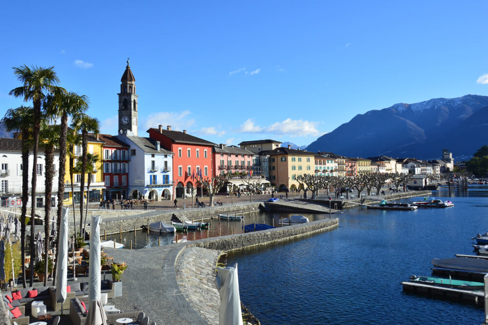 Ascona-Locarno lockt 2020 mit tollen Highlights. (Bild: Agnieszka Skalska – shutterstock.com)