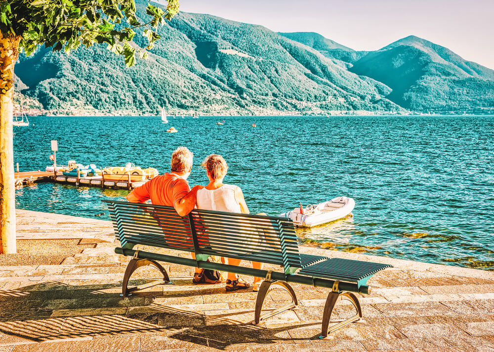 Sich in Ascona neu verlieben (Bild: Roman Babakin - shutterstock.com)