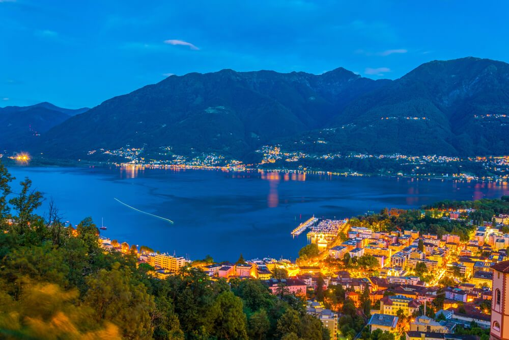 Moon&Stars - Event-Highlight in Locarno (Bild: trabantos - shutterstock.com)