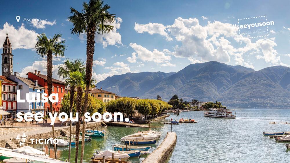Das Tessin freut sich auf Gäste. (Bild: obs/Ticino Turismo/Alessio Pizzicannella)