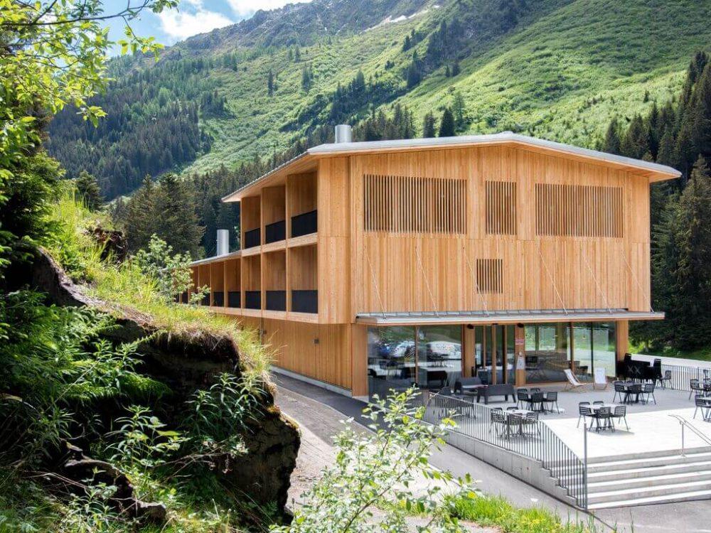 © Campra Alpine Lodge & Spa