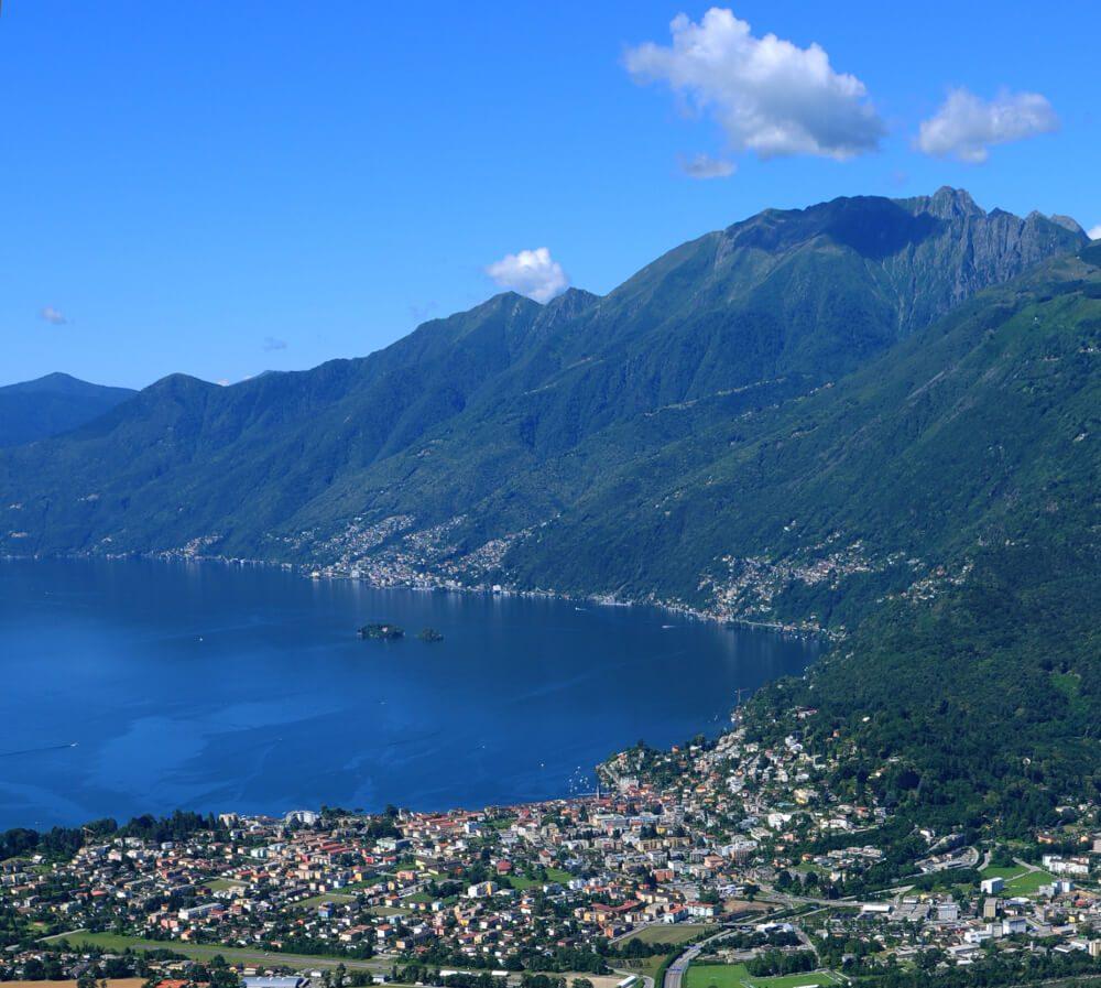 Locarno am Lago Maggiore (Bild: GMC Photopress - shutterstock.com)