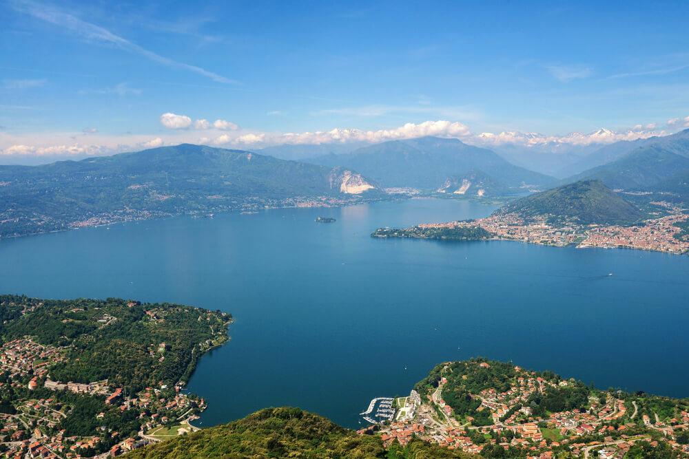 Der Lago Maggiore lädt zum Trainrunning ein. (Bild: Ramonki - shutterstock.com)
