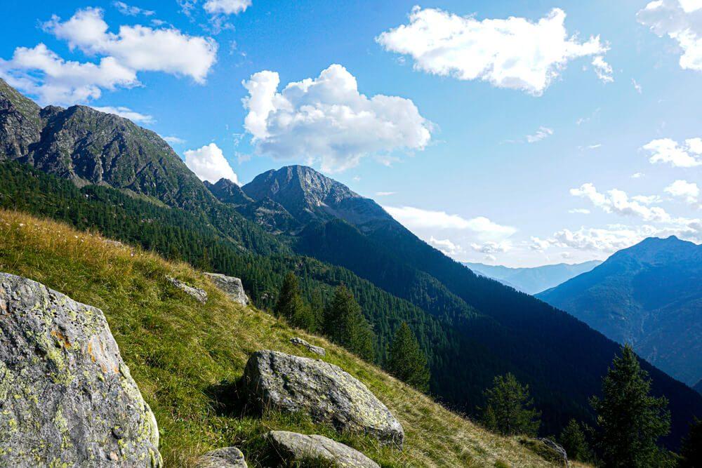 Unglaubliche Landschaft im Lavizzara-Tal, Tessin (Bild: pisces2386 - shutterstock.com)