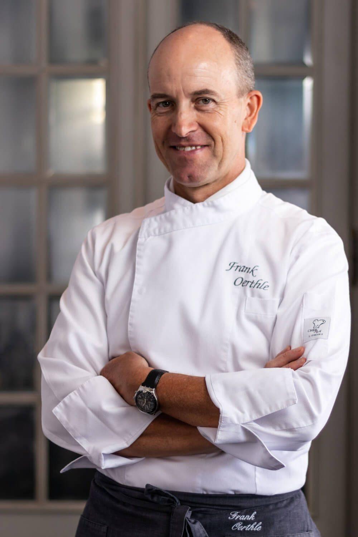 Chef Frank Oerthle © Grand Hotel Villa Castagnola / Foto Liliana Lafranchi