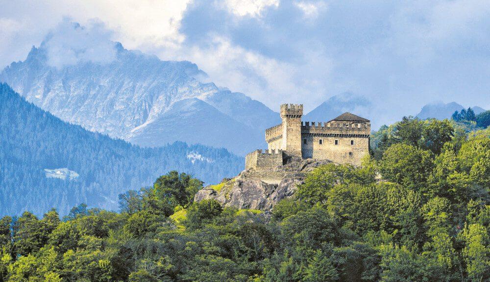 © Bellinzona Turismo - Foto Silvano Crivelli
