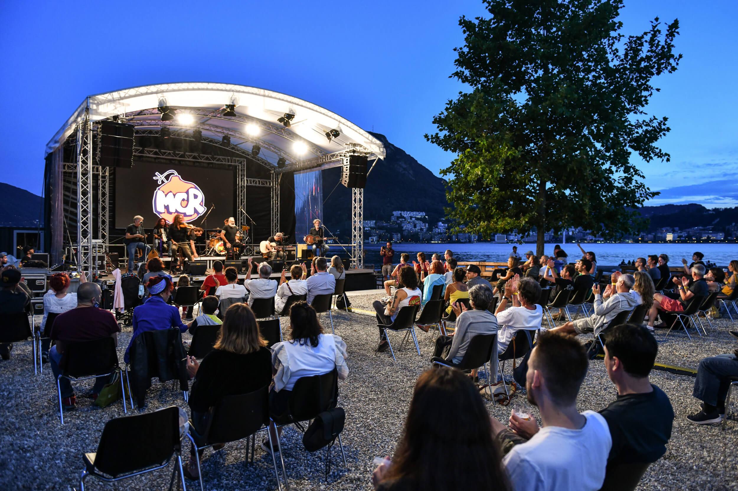 © Divisione eventi e congressi, città di Lugano