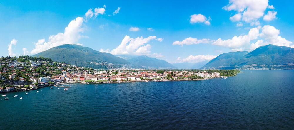 Einen traumhaften Sommer am Lago Maggiore geniessen (Bild: saiko3p - shutterstock.com)