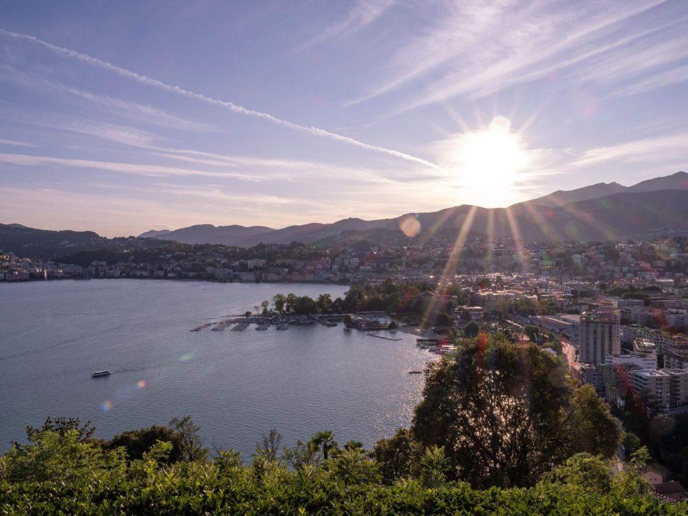 Parco San Michele, Lugano (Bild: Ticino Turismo - Foto Luca Crivelli)