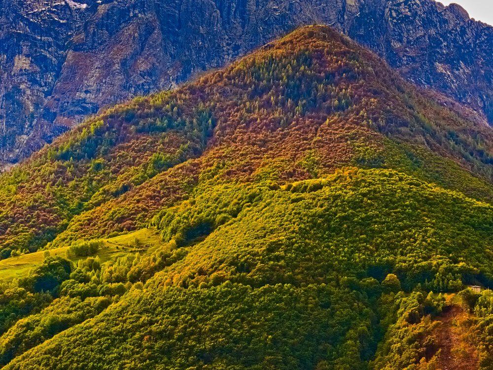 Beeindruckende Tessiner Herbst-Landschaften erleben (Bild: Maurice Lesca - shutterstock.com)